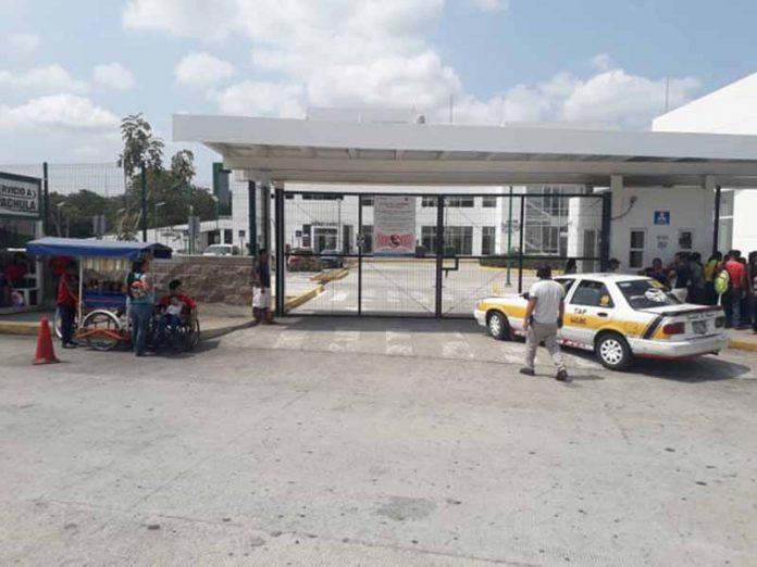 Solicitan a SCT Permiso Para que Transiten Taxis Provenientes del Hospital General de Tapachula