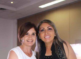 Berenice de Sing & Gladys Trujillo disfrutaron de grandes obsequios en reciente evento.