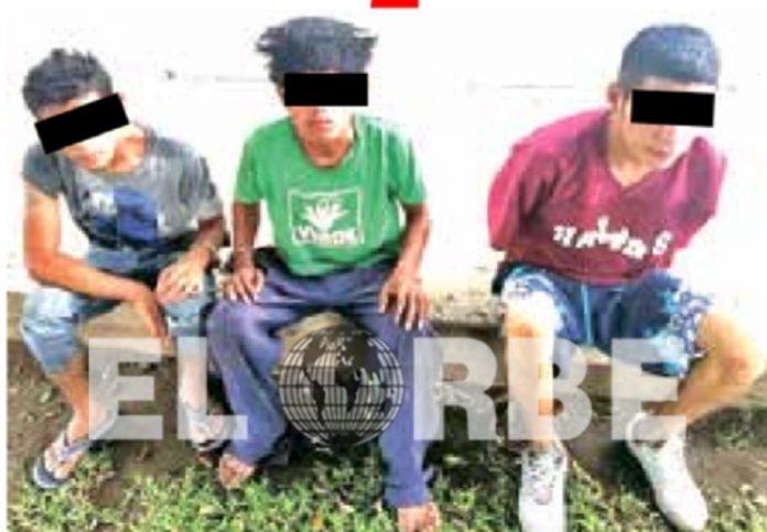 Se Enfrentan Indocumentados y Policías Municipales en Tapachula