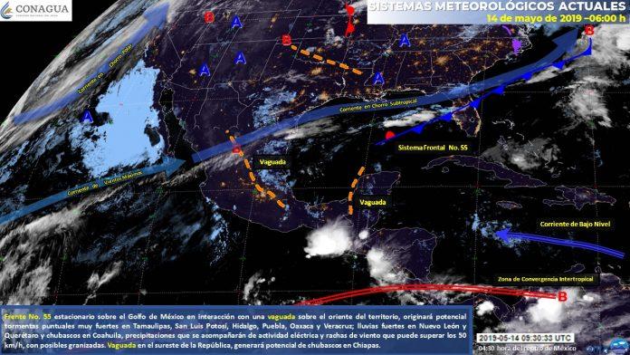 Se Espera la Llegada de 45 Huracanes