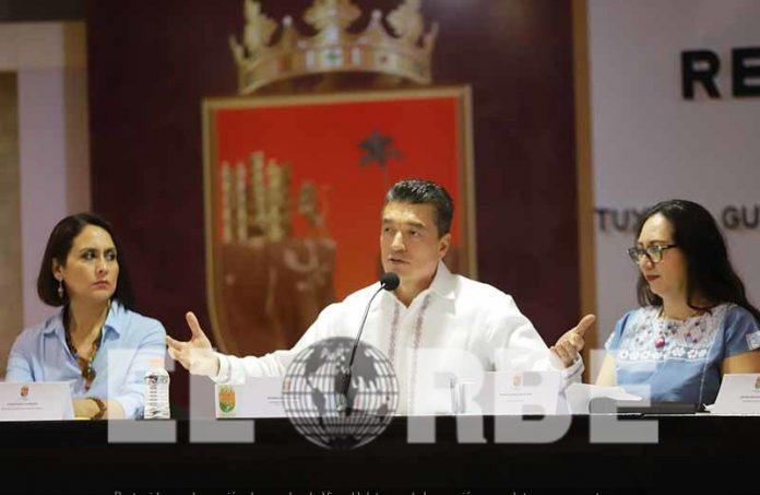 Exhorta Rutilio Escandón a su Gabinete Cumplir con el Plan Nacional de Desarrollo