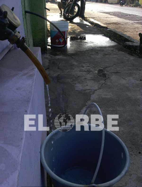 """En """"San José El Edén"""" Siguen sin Agua Potable"""