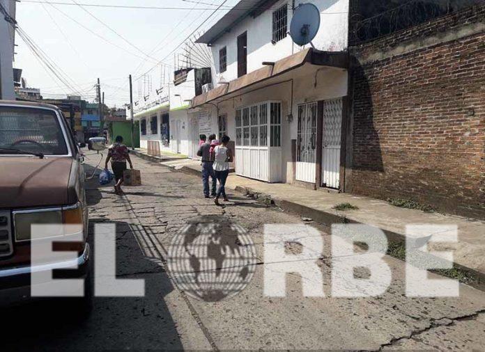 """Denuncian Falta de Vigilancia Policíaca en Calles Aledañas al Mercado """"San Juan"""""""