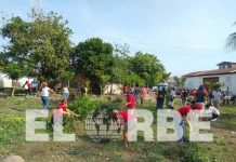 Campaña de Reforestación y Limpieza en la Antigua Estación del Ferrocarril