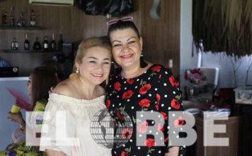 Ileana Palomeque & Silvia Pérez, compartieron gratos momentos