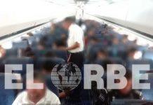 """En las últimas horas arribaron a Tapachula elementos de la Guardia Nacional, quienes inmediatamente se trasladaron a la Estación Migratoria """"Siglo XXI"""", para preservar el orden en el recinto."""