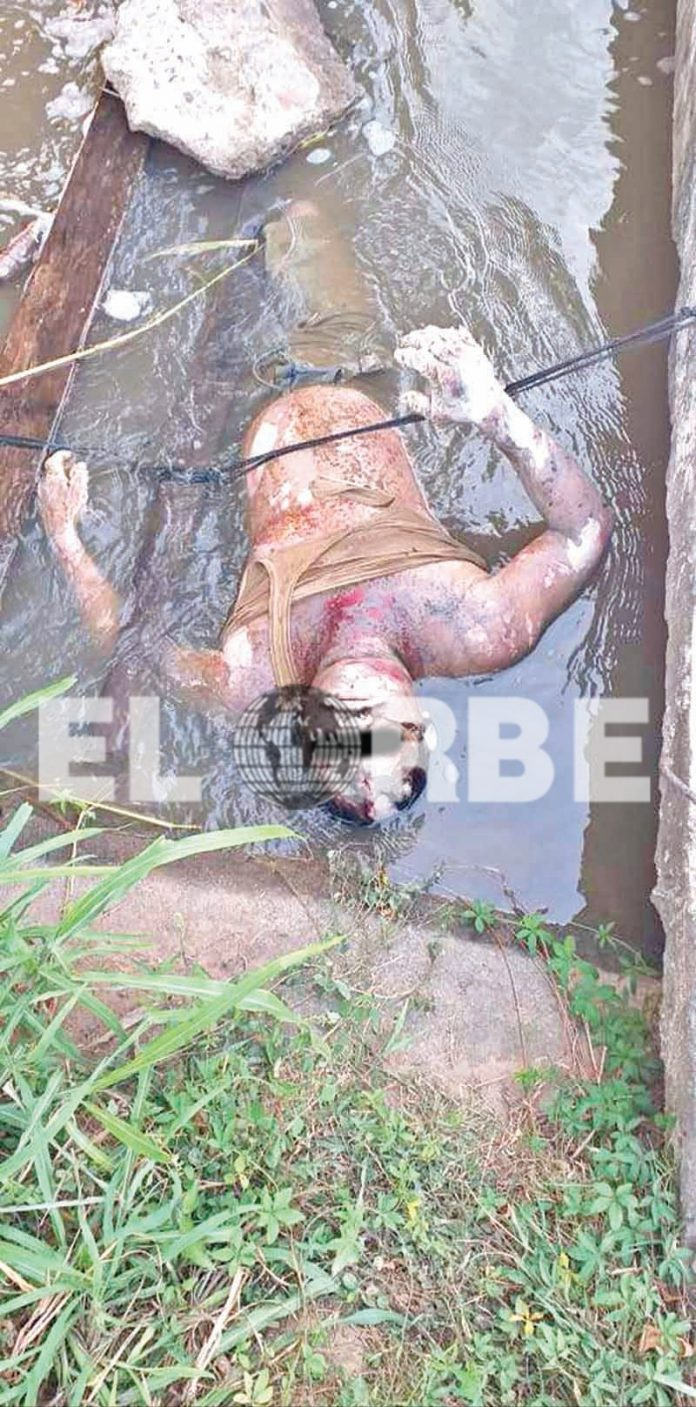 Localizan Cuerpo sin Vida en Canal de Riego
