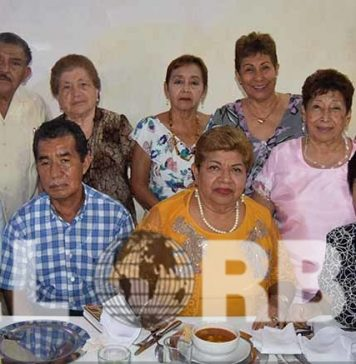Roberto López, Alberto Orozco, Silvia López, Irma Arias, Amanda Hidalgo, Hipólito Padilla, Arita Méndez, Yolanda García, Goyita Bermúdez.