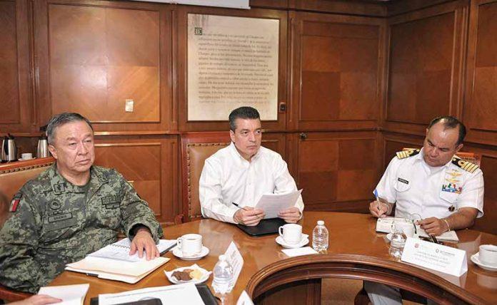 Gracias al Trabajo Coordinado se Mejoran Estrategias de Seguridad: REC