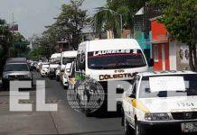 Unidades del Transporte Involucradas en Hechos Delincuenciales: COCOPARCI