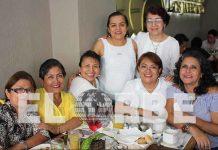 Acompañada de su grupo de amigas, Alma Murillo festejó su aniversario personal.