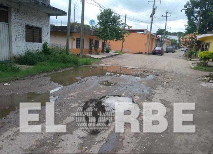 Reparación de Calles, Recolección de Basura y Seguridad, Exigen Colonos de San Isidro