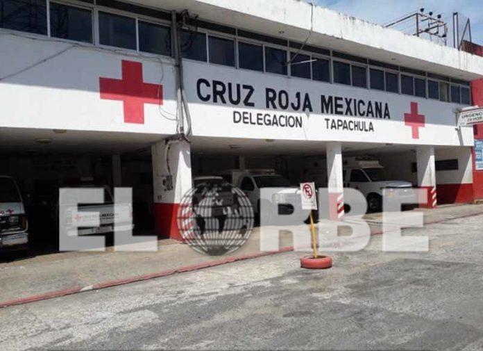 Población y Alcaldes Apáticos en Contribuir con la Cruz Roja.