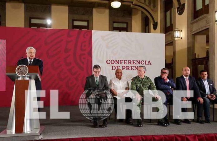 Presenta AMLO Equipo Especial Para Atender el Tema Migratorio